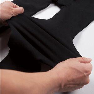 3be7fac4572ef Pants | Nequis Winter Fleecelined Black Leggings Soft | Poshmark